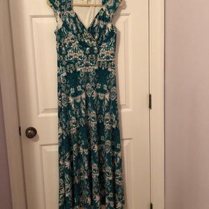 Coldwater Creek Maxi Dress